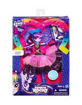 MY LITTLE PONY LALKA EQUESTRIA SUPER TWILIGHT
